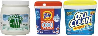 What Is Oxygen Bleach And How Do I Use It For Laundry With