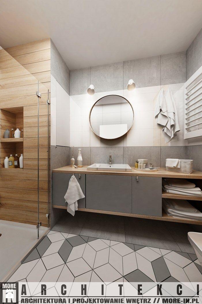 łazienka Styl Skandynawski Zdjęcie Od More In łazienka