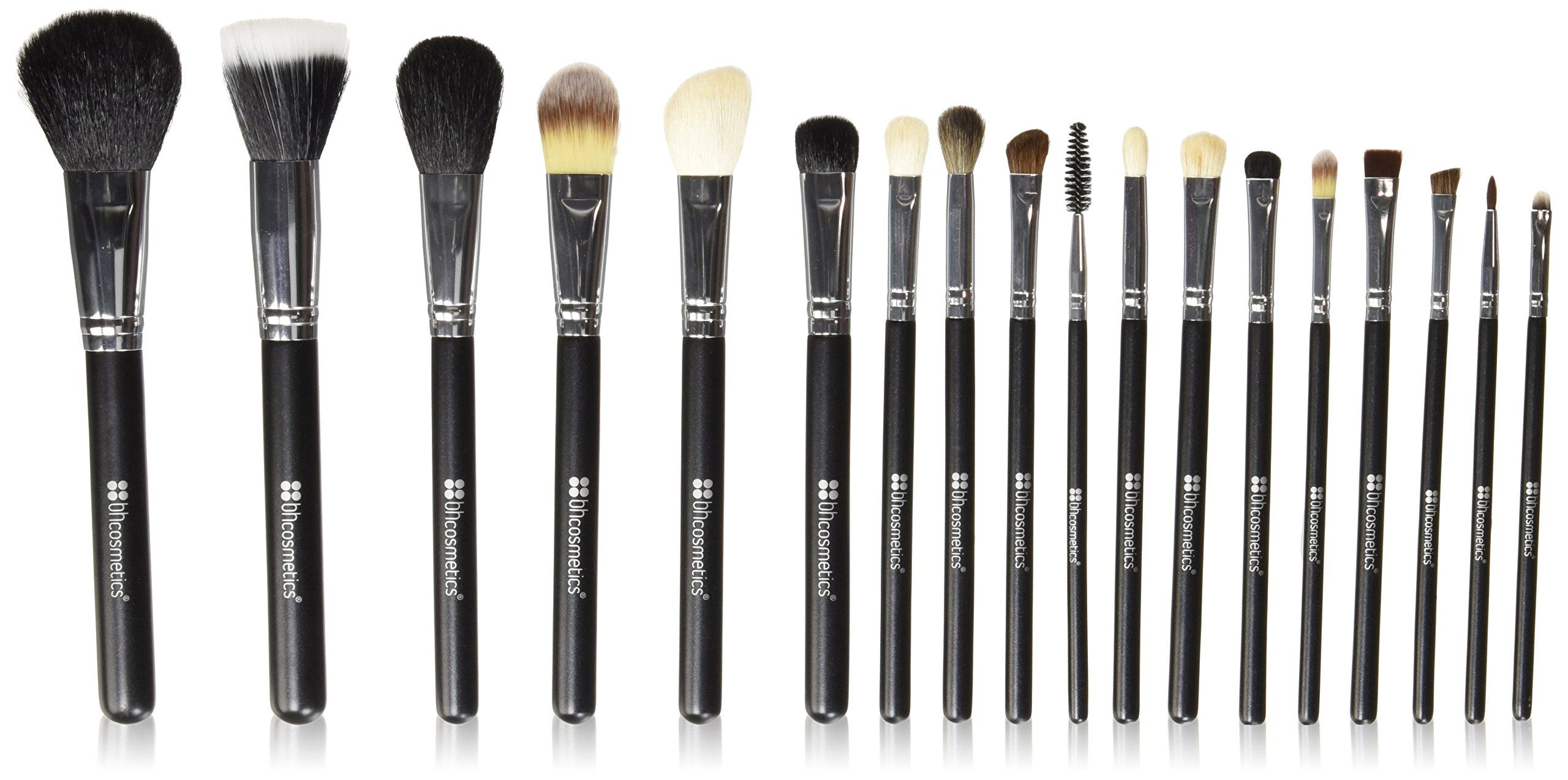 BH Cosmetics Studio Pro Brush Set with Belt Makeup brush