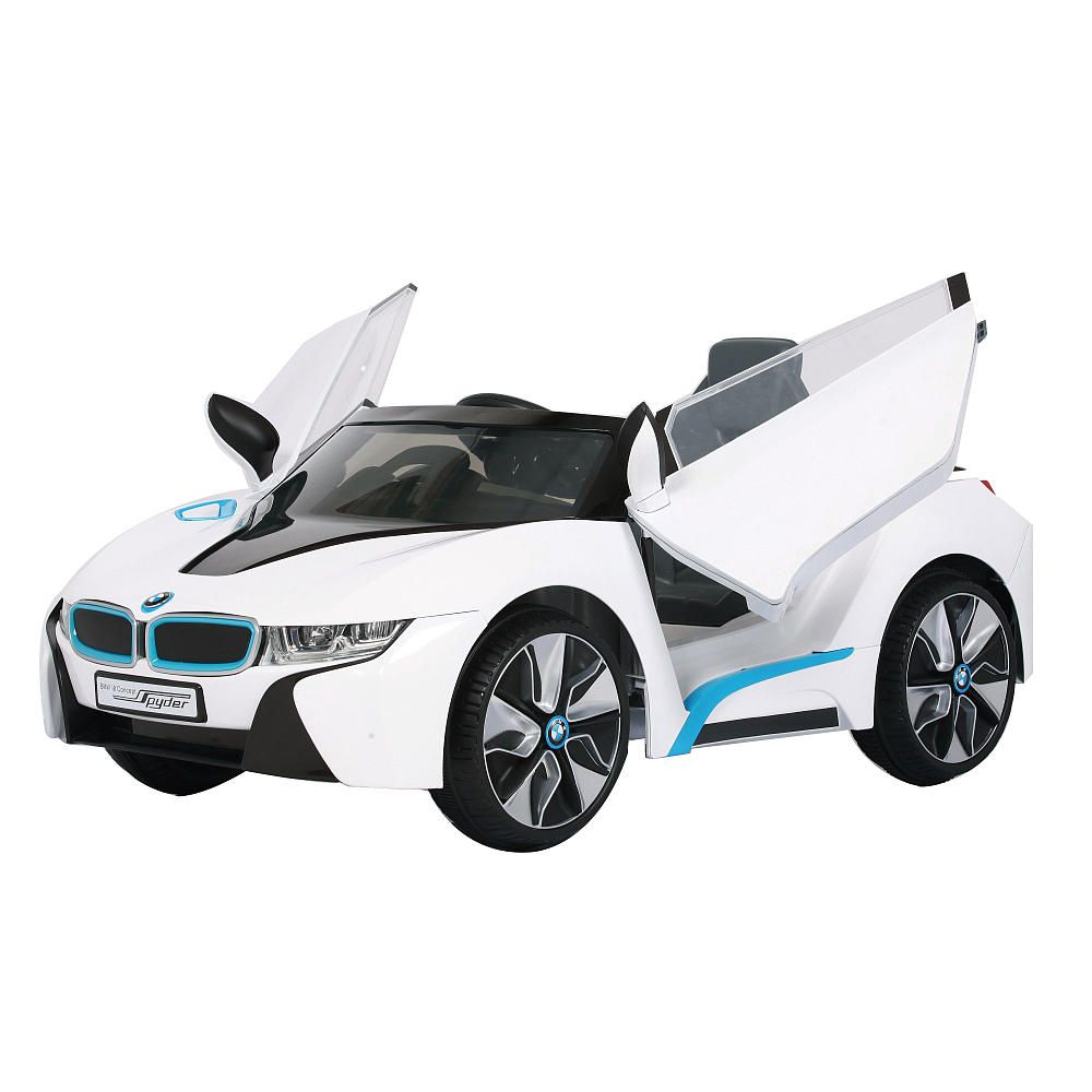 Drive Around In Luxury With The Bmw I8 Ride On Which Features Two