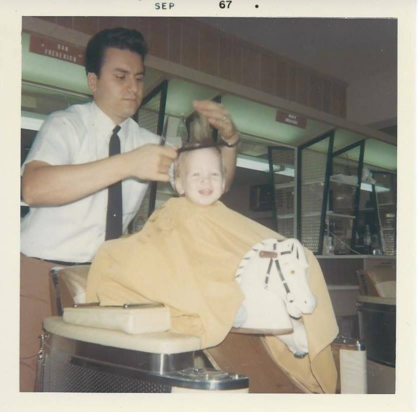 Kings Barbershop In Wheaton Where Children Can Still You Know