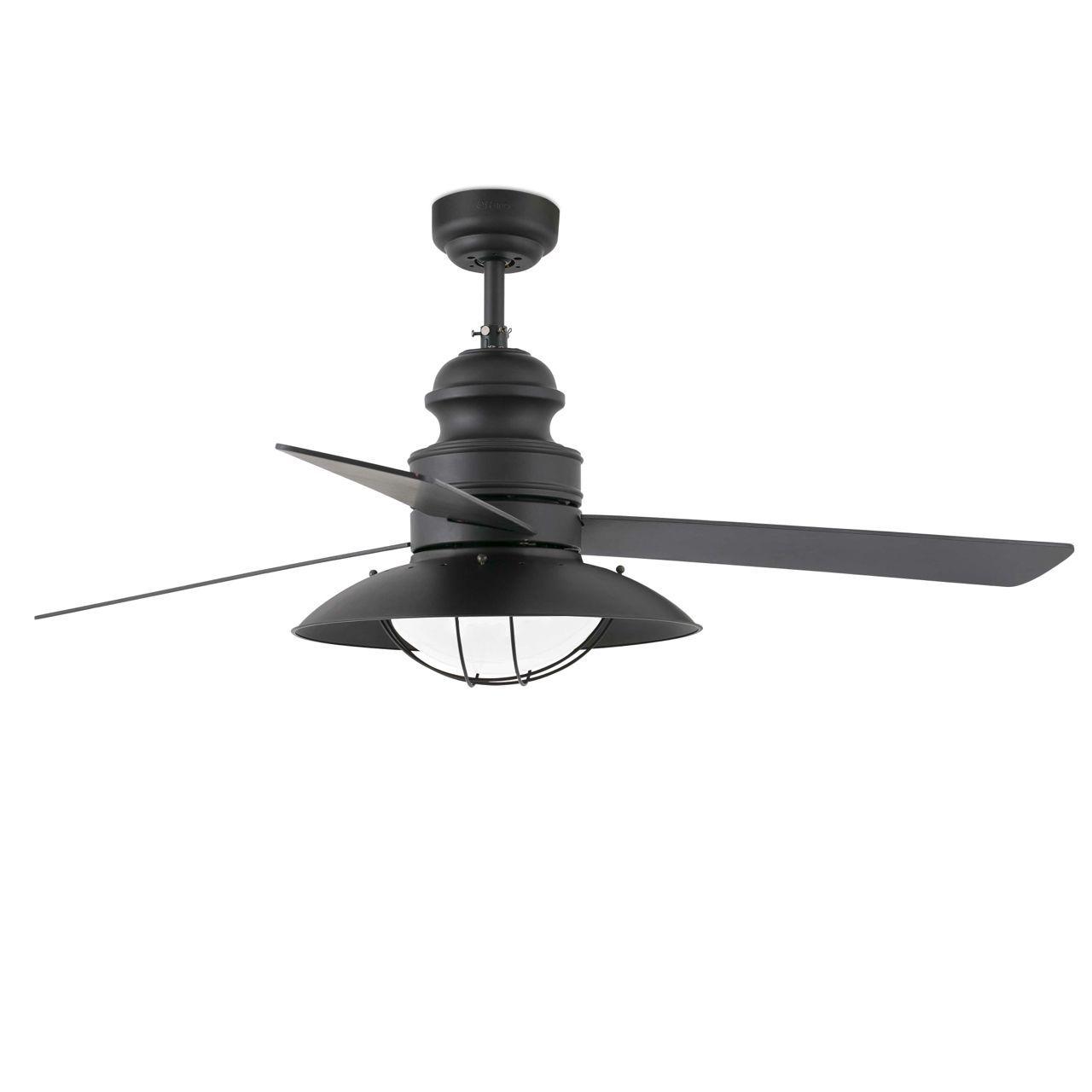 Comprar ventilador de techo con luz y mando distancia - Lamparas de techo con ventilador ...