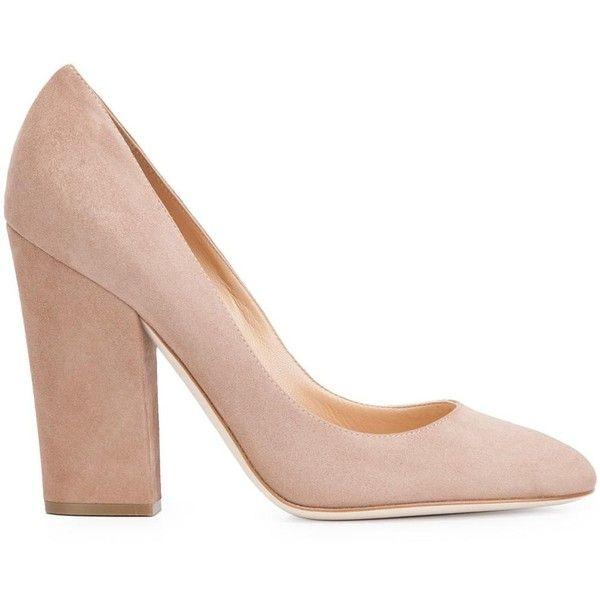 chunky heel pumps - Black Sergio Rossi Qf4rinq