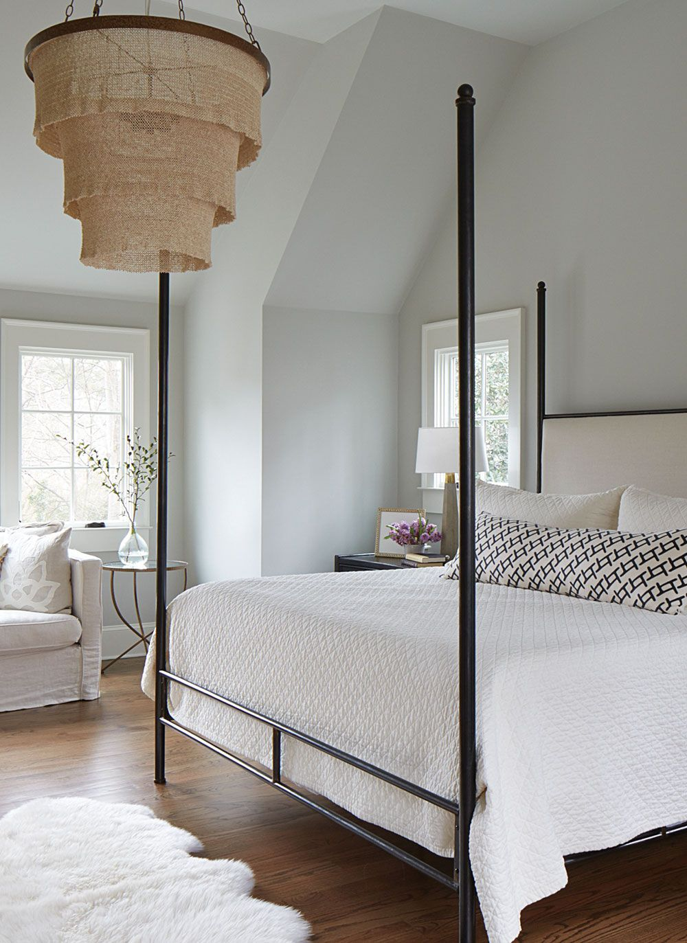 Nikie Barfield House  Bed  Pinterest  Bedrooms House And Bed Prepossessing Simple Master Bedroom Design Review