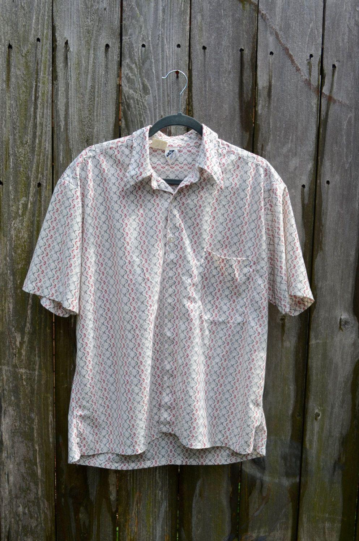 15f7f1f8 Kennington Shirt // Mens Shirt // Vintage Shirt by TheMexicanGringo on Etsy