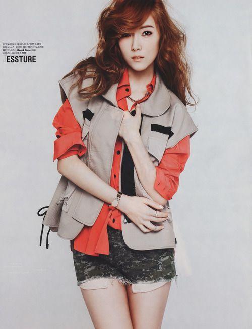 [W Korea] -- Jessica