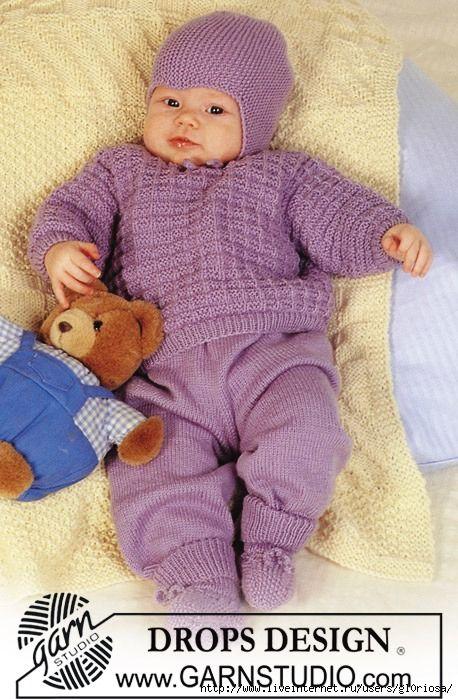 Establecer para el bebé de 0 a 18 meses .. Debate sobre LiveInternet ...