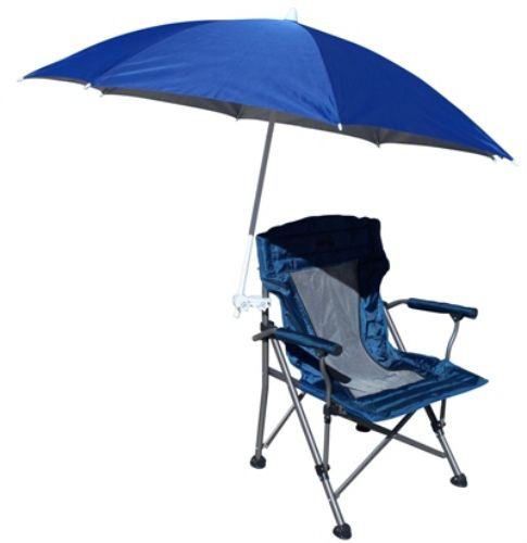 Beach Chairs With Umbrellas Fruitwood Folding Umbrella Chair Your Company Logo