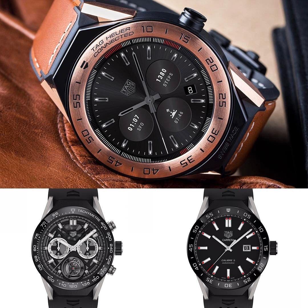 a9d12993b42 A TAG Heuer apresenta a nova geração de seu smartwatch