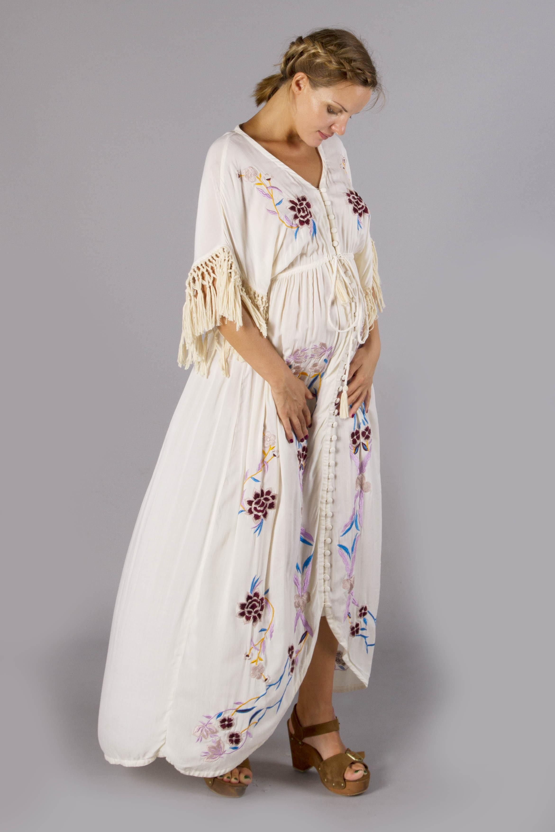 Bojangles button through maternity dustermaxi dresskaftan bojangles button through maternity dustermaxi dresskaftan pink vanilla fillyboo boho inspired maternity clothes online maternity dresses maternity ombrellifo Gallery