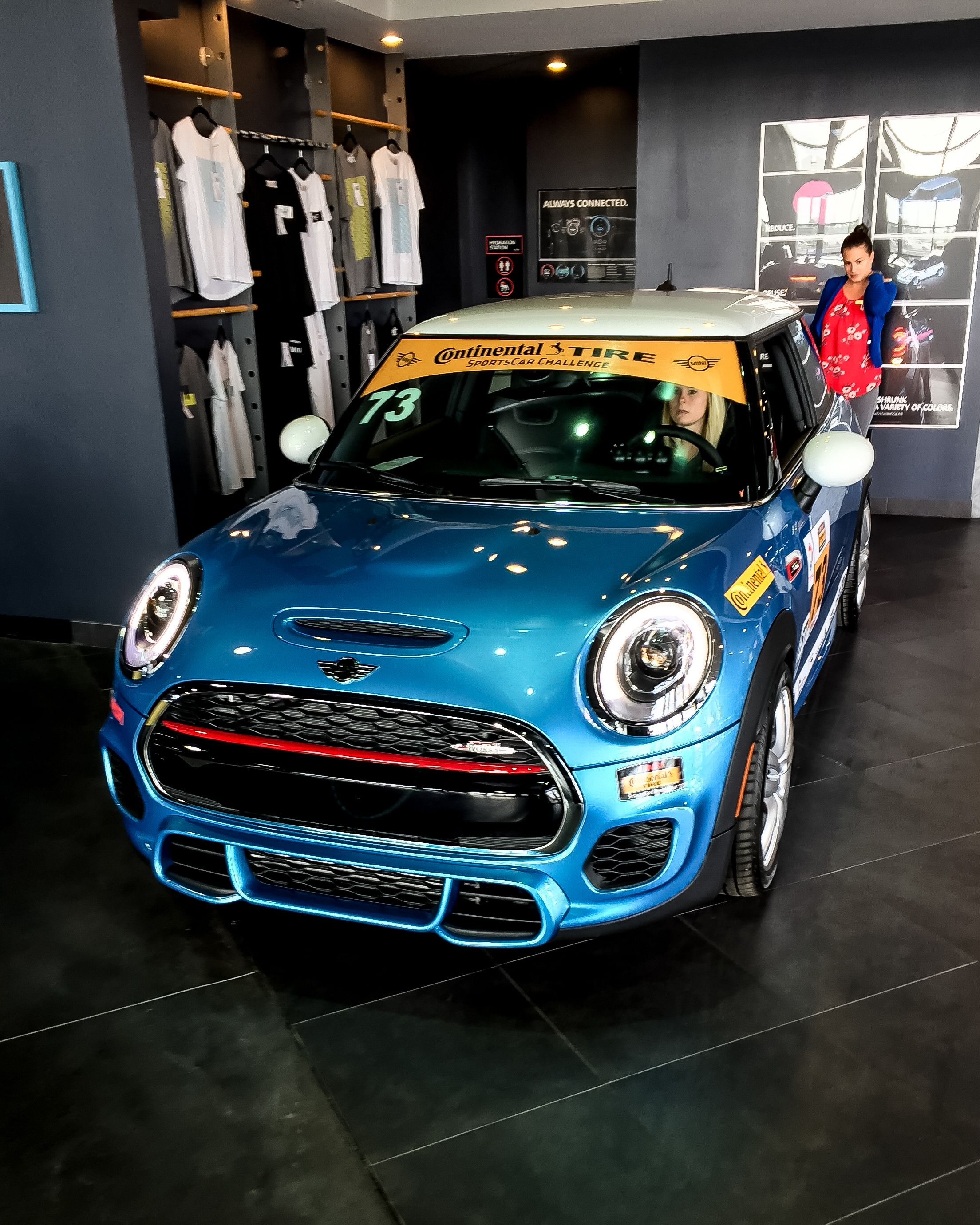 The Mini John Cooper Works Racing Team Returns To Action For Round 3 Of The 2017 Ctsc Season Catch The Mini Cars For Sale Racing Team Circuit Of The Americas