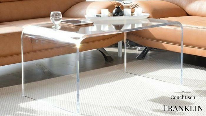 Acryl Couchtisch Franklin Acrylic Coffe Table Franklin Mobel Online Kaufen Online Mobel Mobel