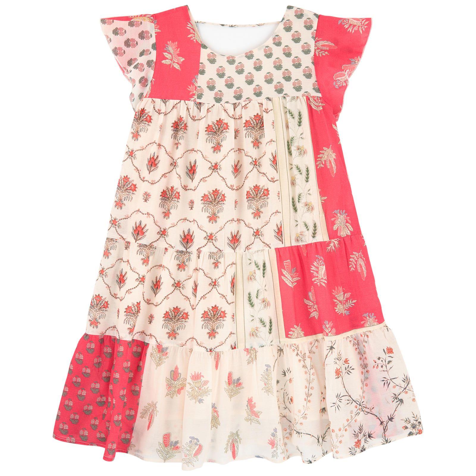 1a6f51922 Derhy Kids - Robe imprimée