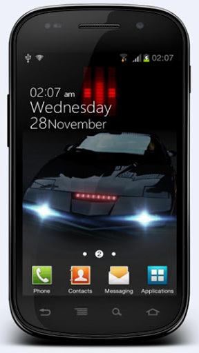 Knight Rider Live Wallpaper | Download do APK para Android - Aptoide