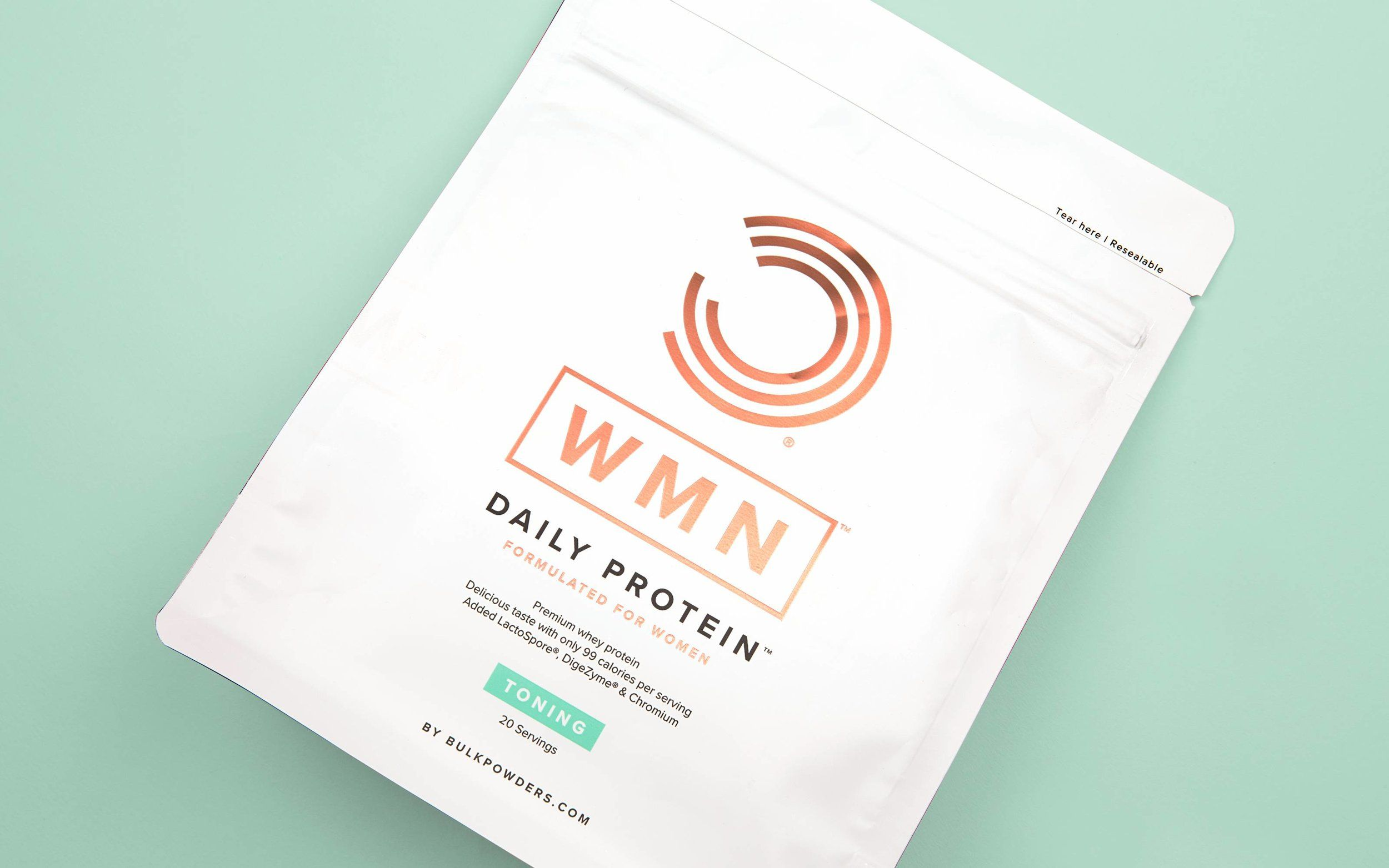 Wmn Protein Aims To Help Women Reach Their Fitness Goals