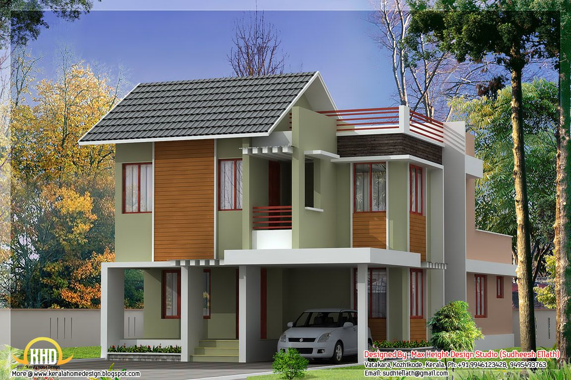 Khd Modern Residence Building Front Election Zion Star