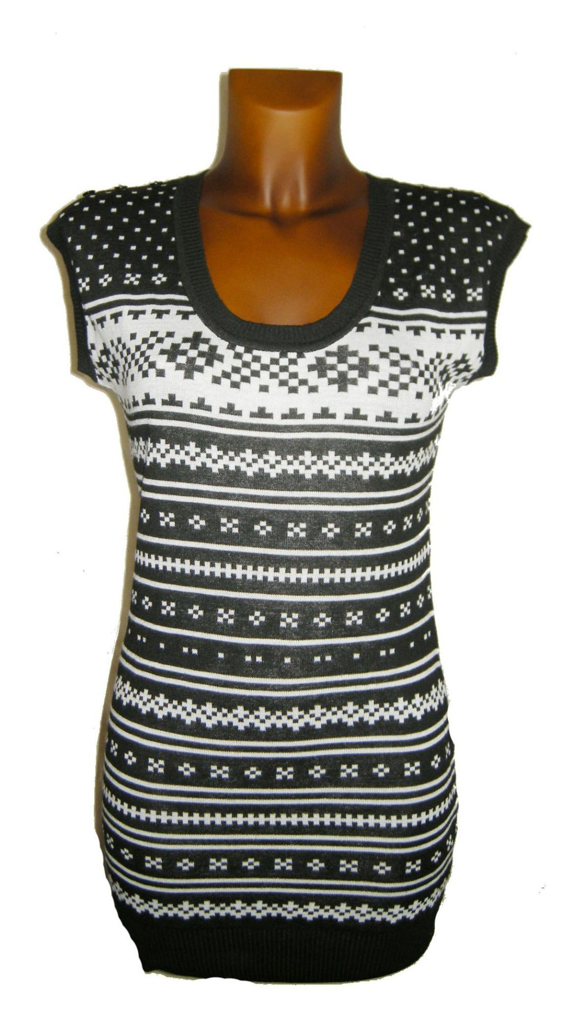 Pull Tunique Jacquard   Art, culture, mode, musique   Pinterest ... b9390265606