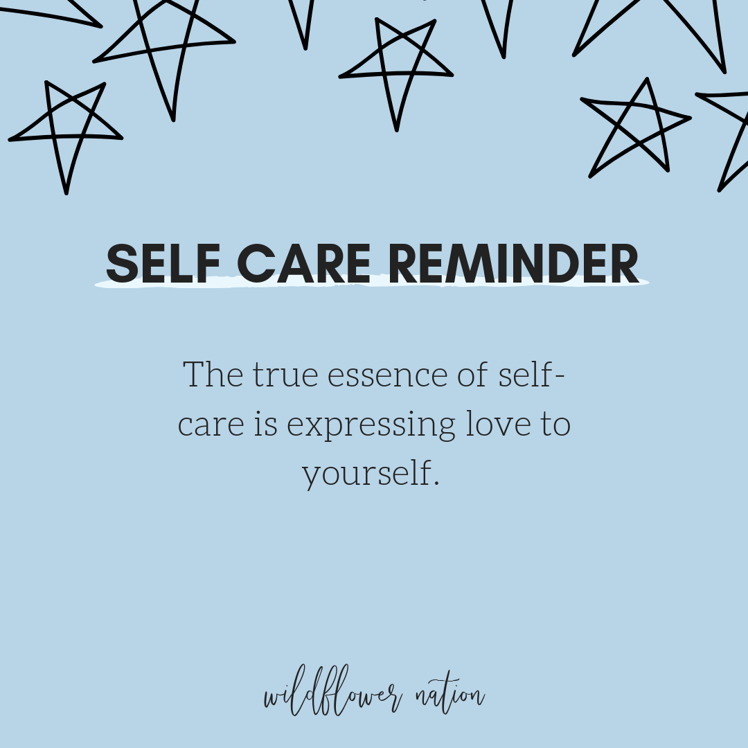 30 Self Care Reminders