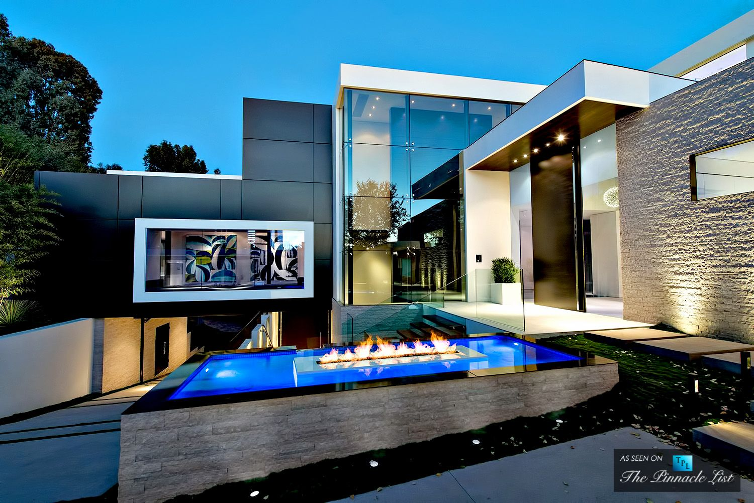 1201 Laurel Way Residence Beverly Hills Los Angeles Modern Villa Architecture Hollywood Desi Architecture House Modern Architecture Design Architecture