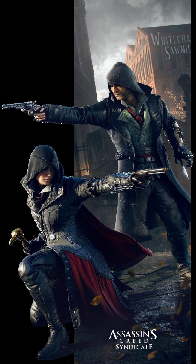 Assassins creed syndicate #AssassinsCreedSyndicate #PC #PlayStation4 #XboxOne #AssassinsCreed #EvieFyre #JacobFyre