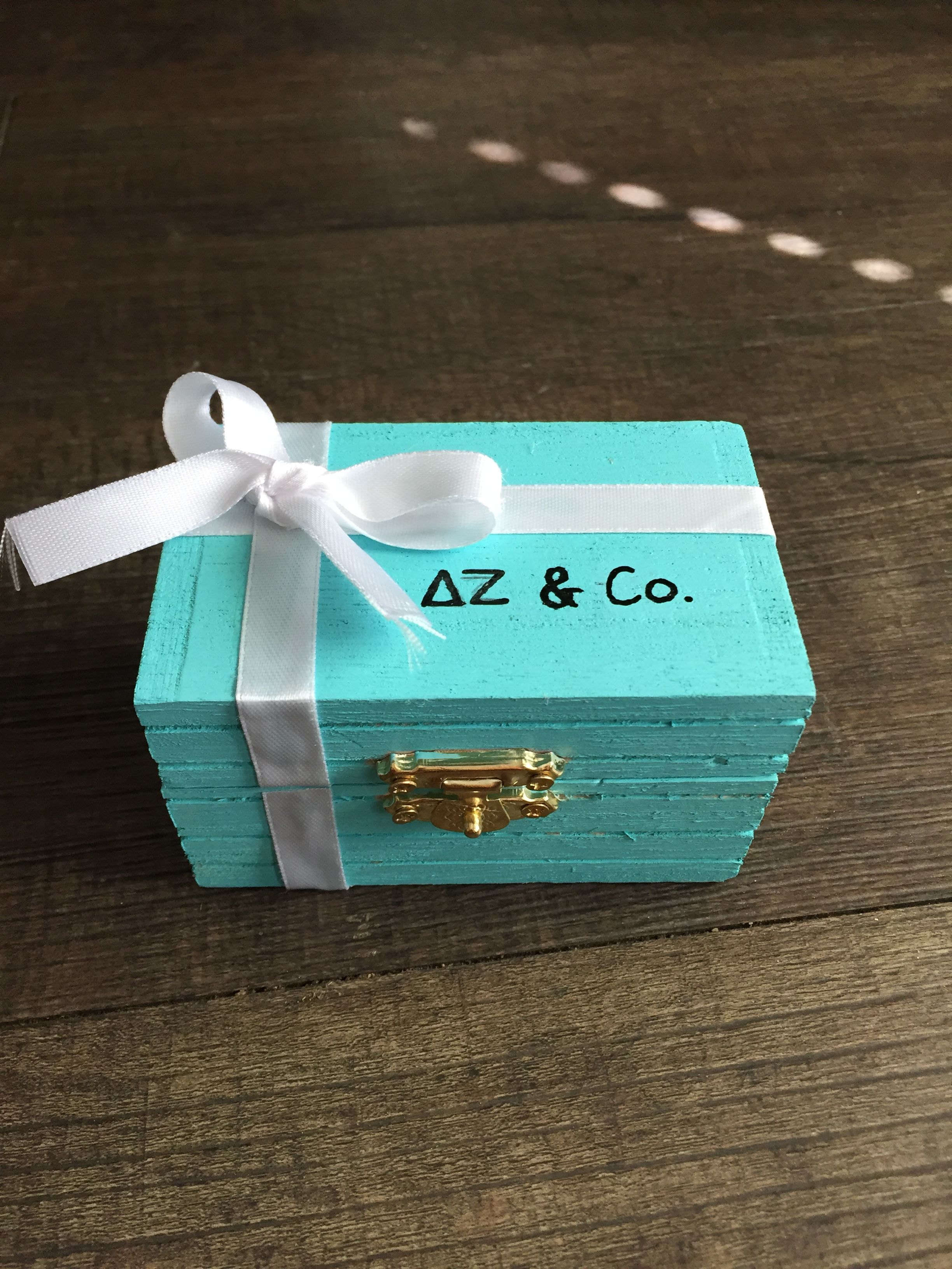 Pin box #DZ