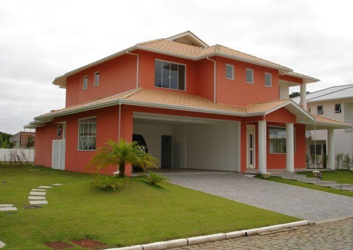 Pinturas De Casas Confira Dicas Cores Para Pintar A Casa House Casa Com Terraco