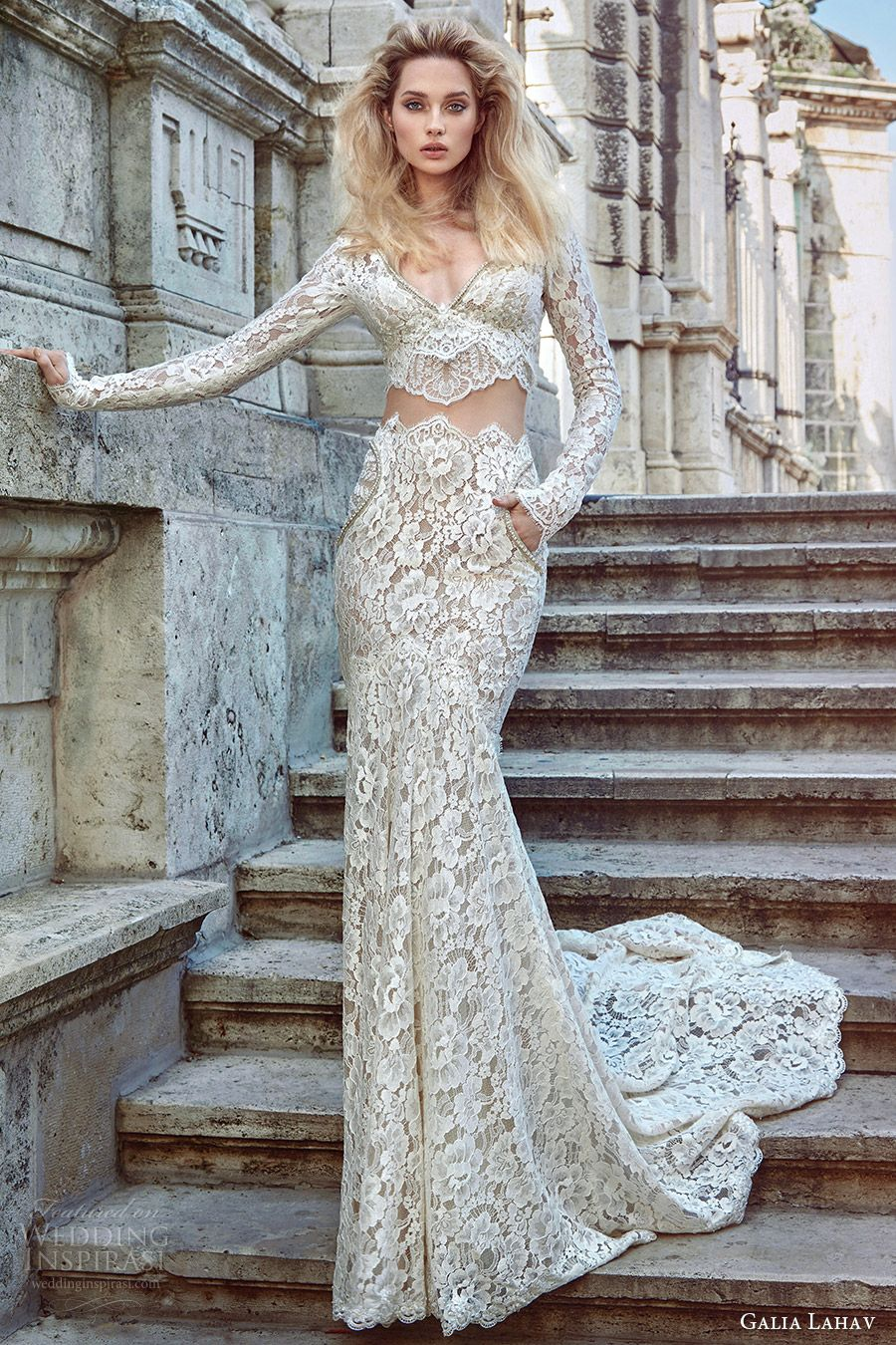 Galia lahav couture fall wedding dresses u ivory tower bridal