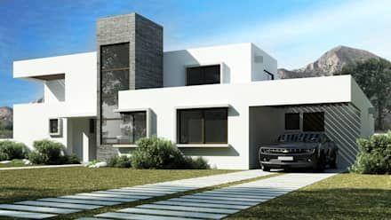 Una Preciosa Casa Familiar Para Construir Fuera De La