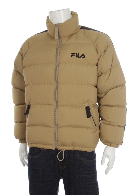 Vintage 90s Filla Retro Puffer Jacket Green Size M Jackets Green Jacket Puffer Jackets