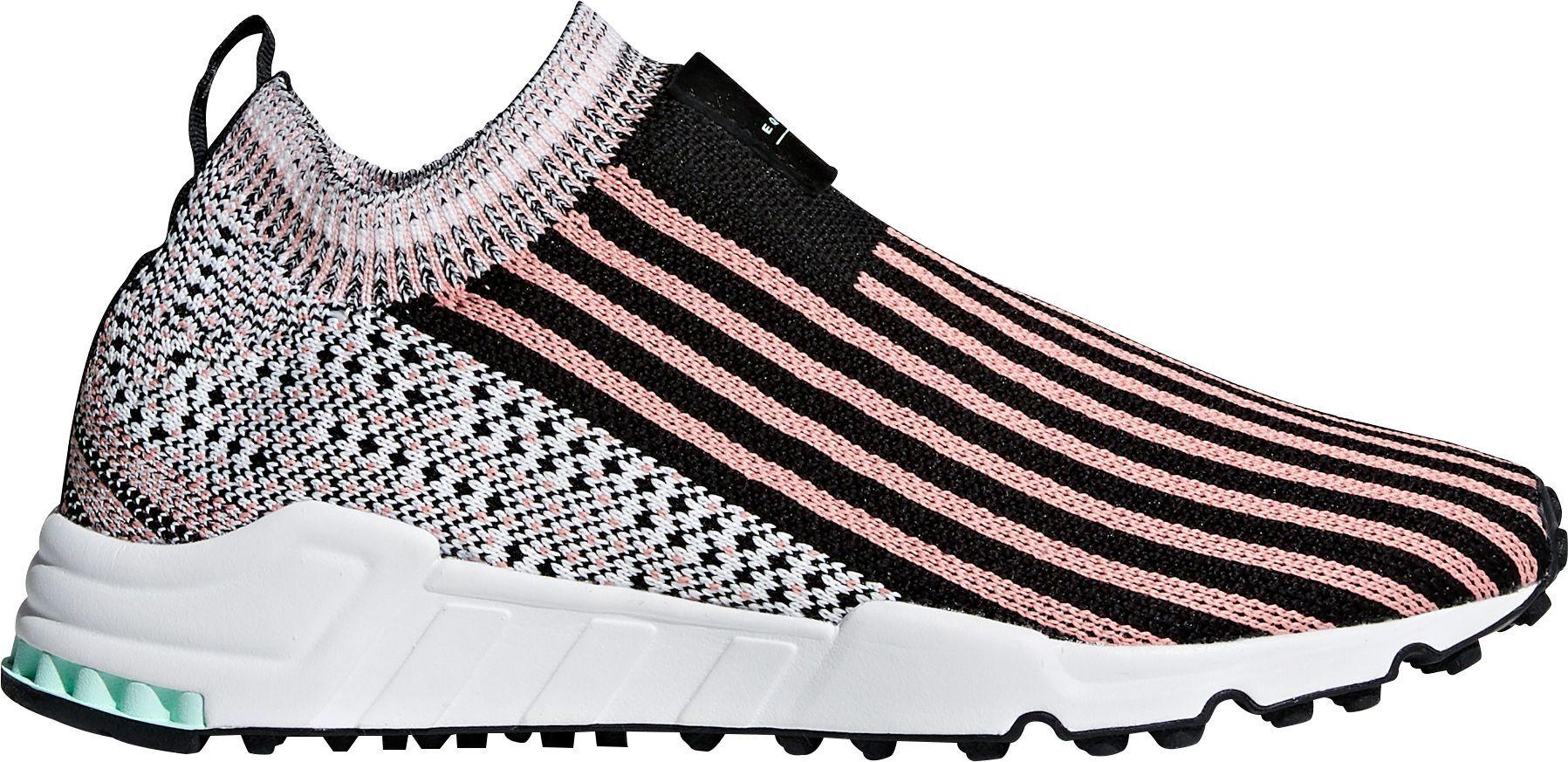 newest collection 15af5 44958 adidas Originals Womens EQT Support Sock Primeknit Shoes, Size 7.5, Black