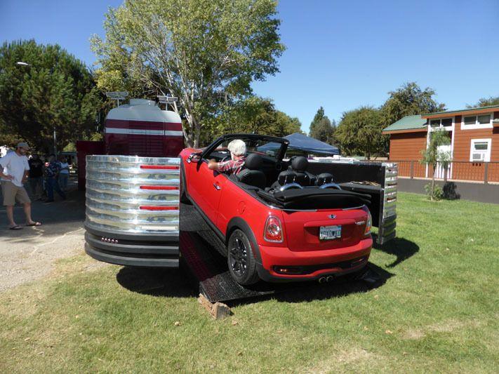 car hauler truck | strangest most expensive car hauler for sale gm concept truck photos