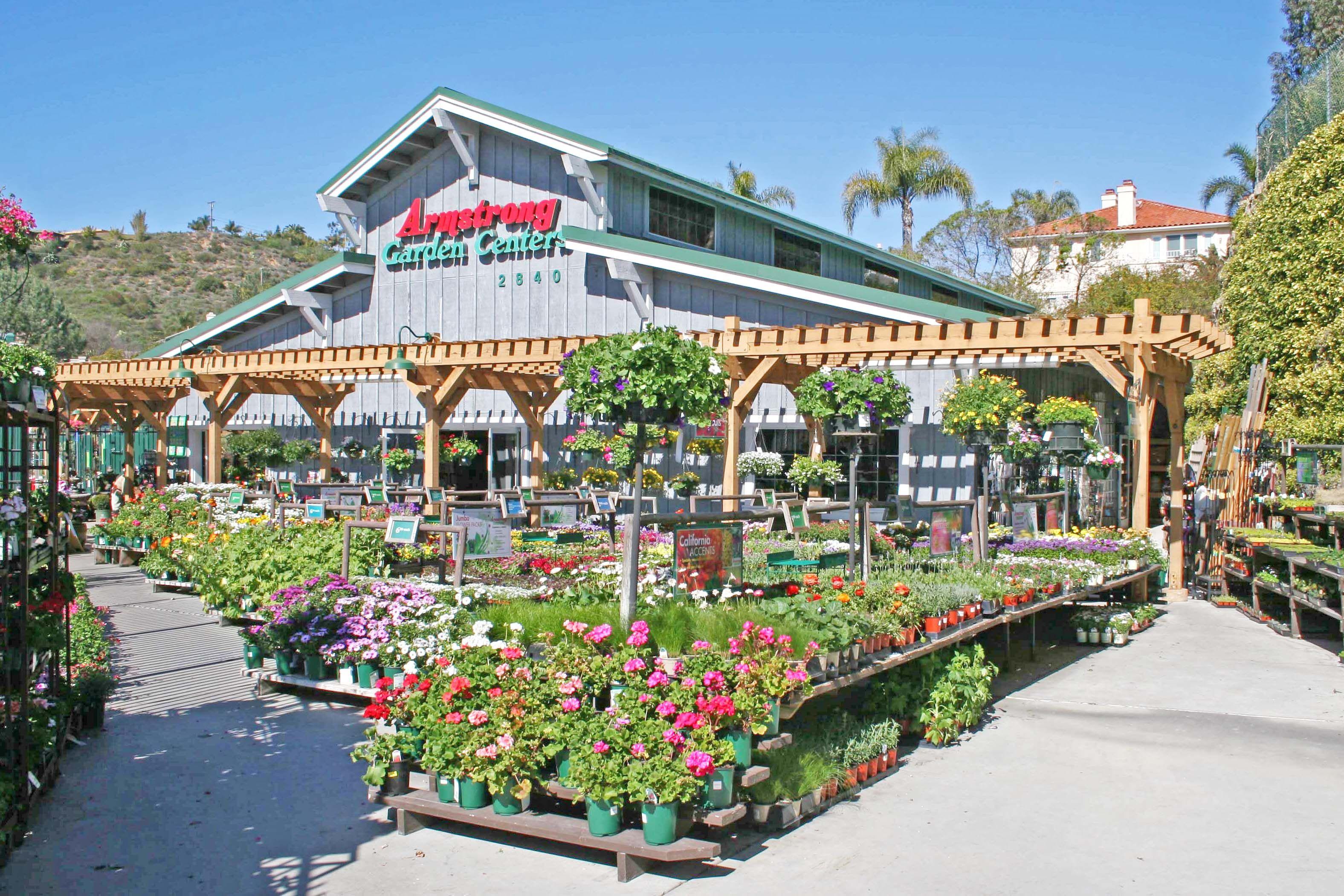 Armstrong Garden Centers Del Mar San Diego Ca Atlanta Botanical