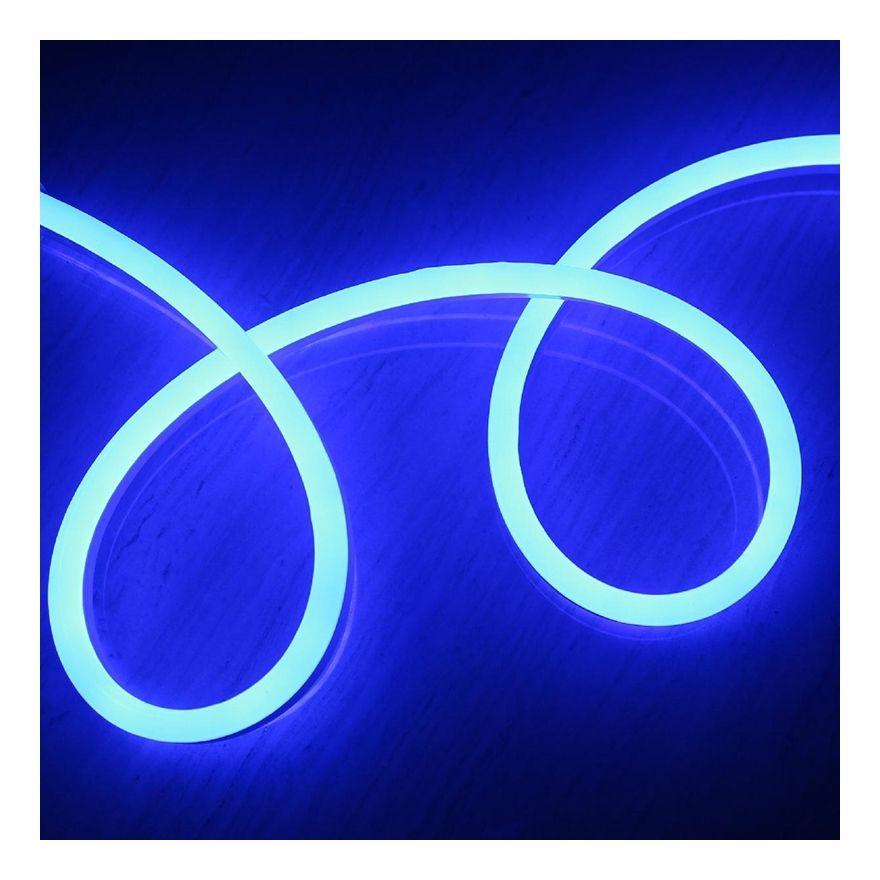 Neon Led Flexible Lumineux Longueur 5m 5m Rose Avec Alimentation Dc24v 60w Ip67 Meanwell Oui Livre Monte Soude Etanche Avec Kit De Raccordement Lcl 32759 5m U Led