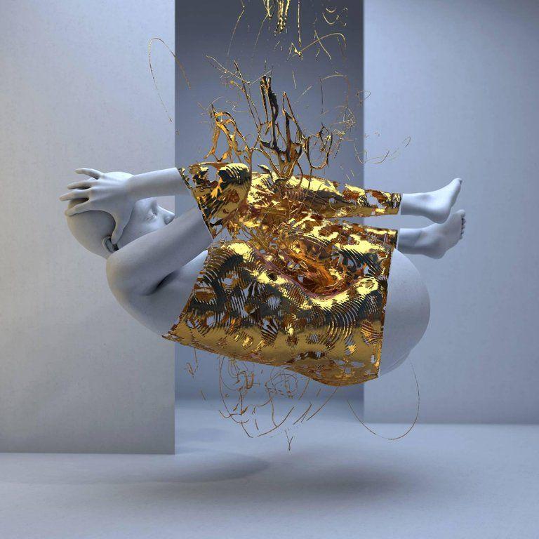 Adam Martinakis Materialized Sculpture Art Sculpture Artwork