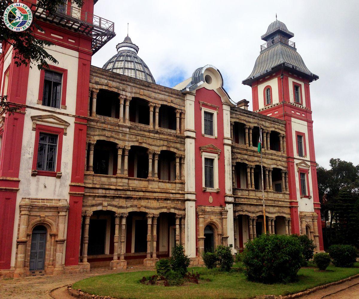 Andafiavaratra Palace, Antananarivo     Book Now: http://www.airafrica.co.uk/destinations/madagascar/antananarivo?utm_source=pinterest&utm_medium=social&utm_campaign=andafiavaratra-palace-antananarivo&utm_term=antananarivo    Call Us Now: 0203 515 0804      #travel #madagascar #antananarivo #andafiavaratrapalace #flights #airafrica
