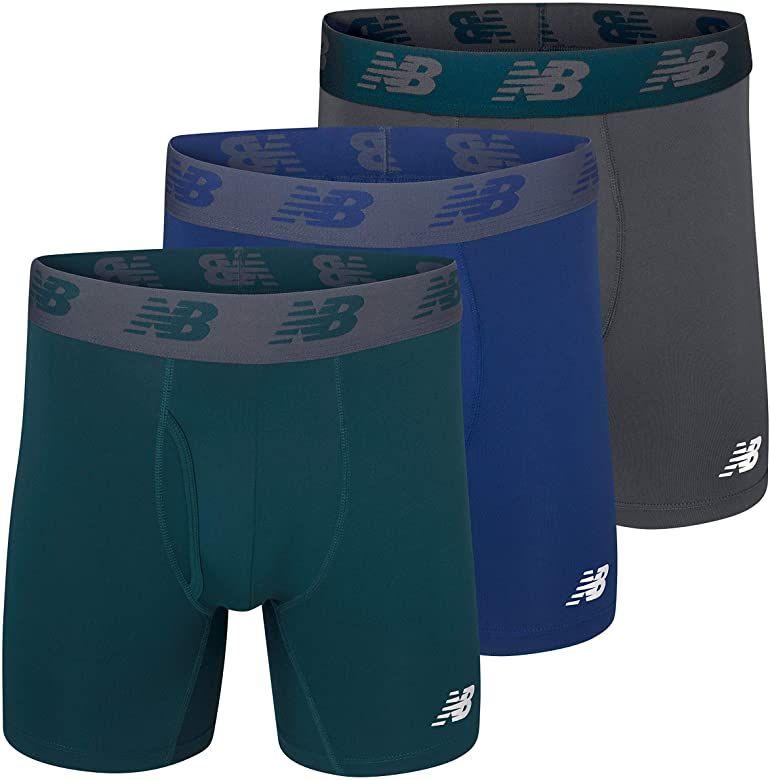 new balance mens boxers