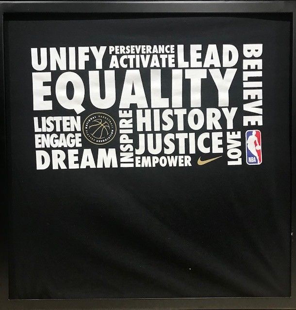 1a3290301 NIKE NBA EQUALITY T-Shirt MEN'S SIZE S-2X | nike | Nike, Shirts, T shirt