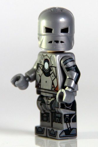 Lego Spiderman Malvorlagen Star Wars 1 Lego Spiderman: Lego Custom Iron Man Mark I