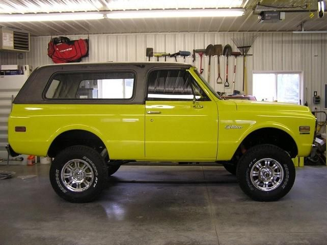 Chevy K5 Blazer Come Join Us At Https Www Facebook Com
