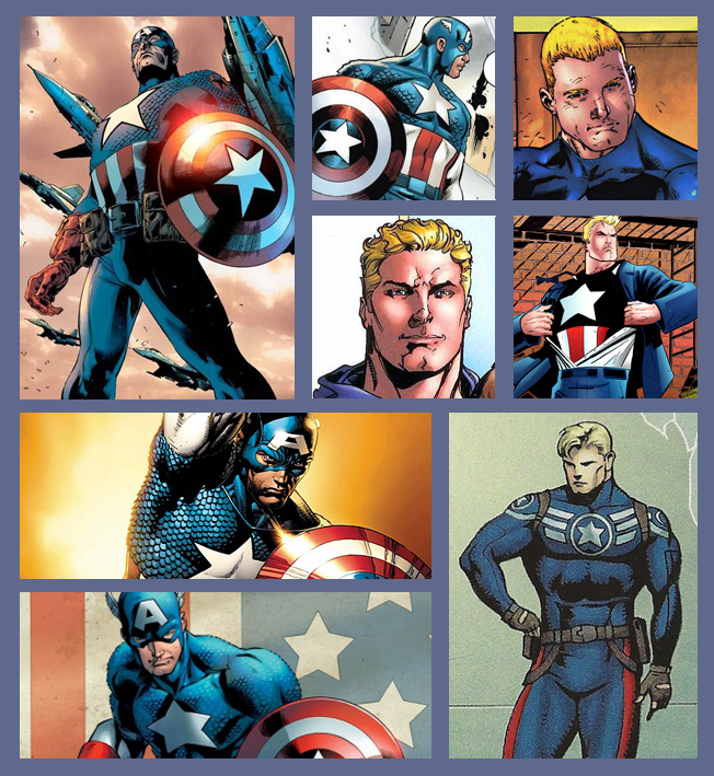 Walking Mess List Of My Favorite Comic Book Characters In No Order Steve Rogers Also Known As Capta Captain America Comic Book Characters Marvel Comics
