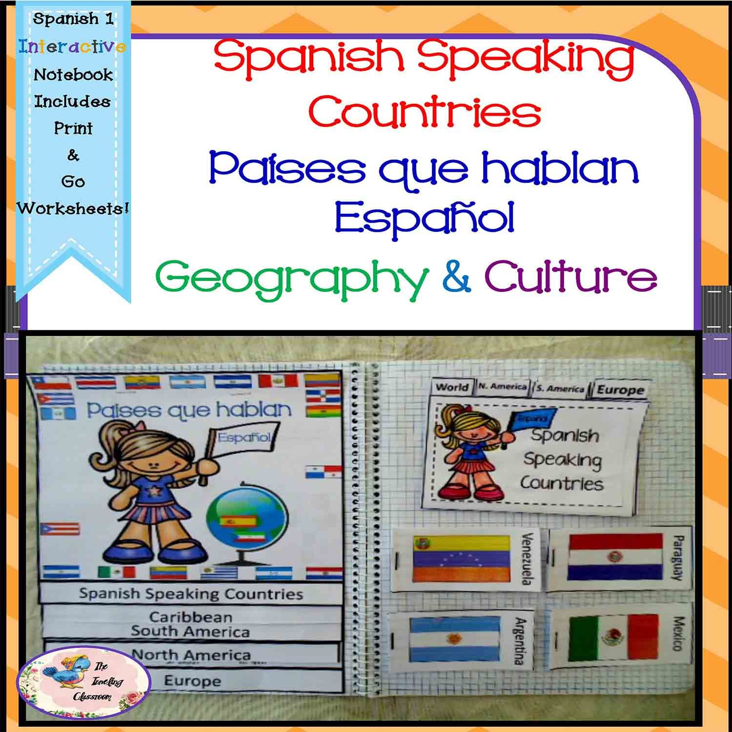 Spanish Speaking Countries With Images