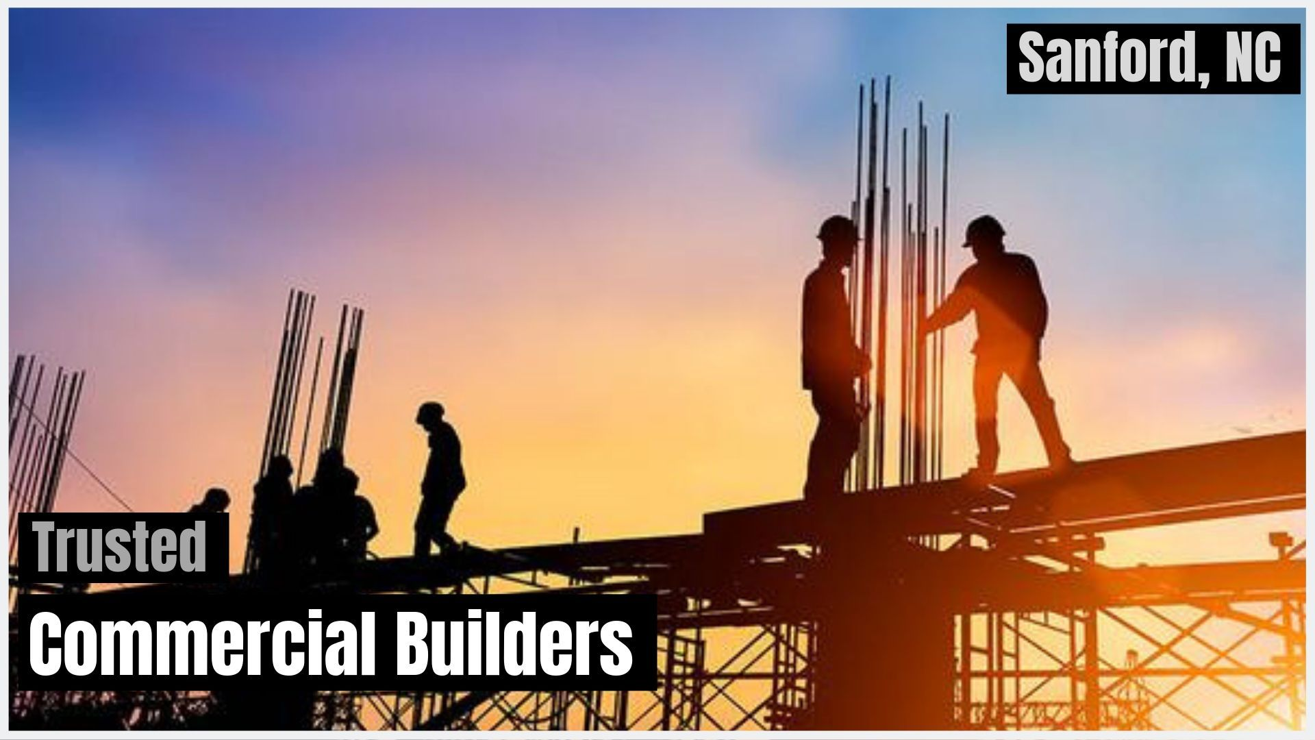 Commercial construction services in sanford nc
