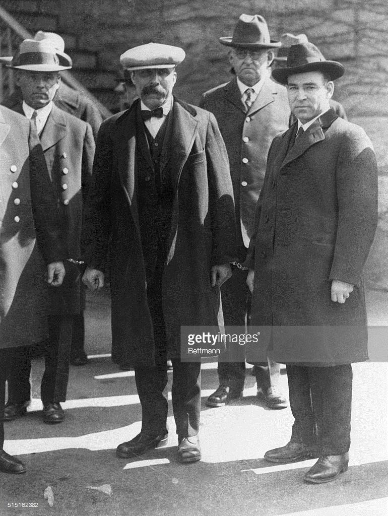the case of sacco and vanzetti convicted for burglary and murder 15 famous last meals on death row by  a man convicted of kidnapping and murder,  ferdinando nicola sacco and bartolomeo vanzetti were italian-born american.