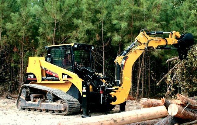 Cat Caterpillar 267B 277B 287B Multi Terrain Loader Repair