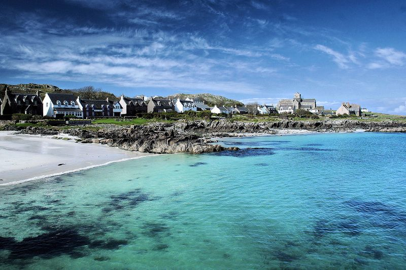 Sound of Iona, Argyll and the Isles, Scotland. Credit: Andrew Dunn.