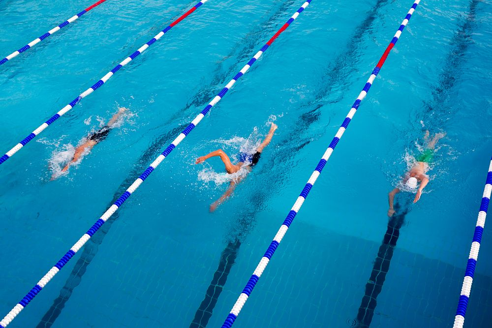 One Hour Workout The Everything Swim Ladder Swimming Workout Hour Workout Swimming