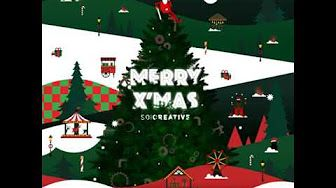 Merry Christmas by SO|CREATIVE - YouTube
