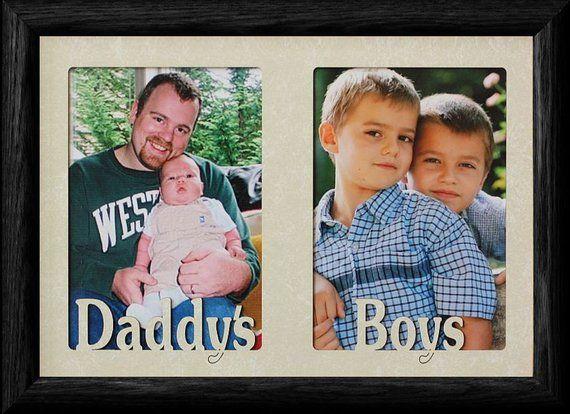 Two daddys boy