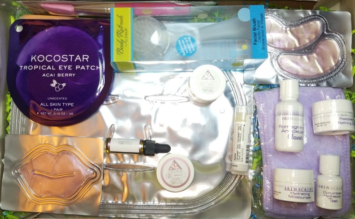 Photo of Deluxe Facial Kit
