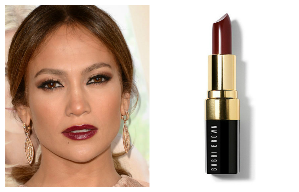 In the pursuit of novelty: Makeup Trend: The Vampy Lip